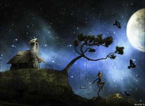 Nuit Etrange by MireilleD