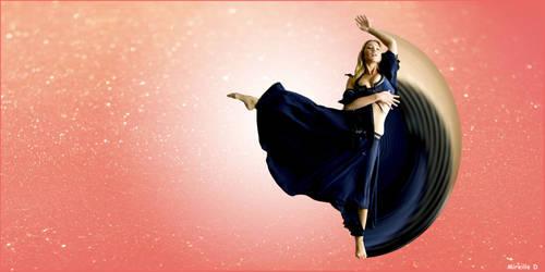Danseuse Effet Strech