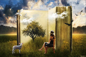 Livre Nature by MireilleD