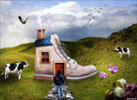 Chaussure Refuge