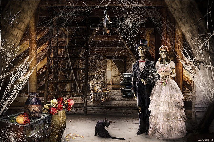 Grenier Halloween