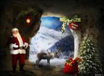 Grotte de Noel