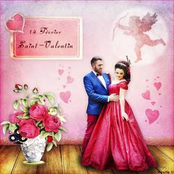 Couple de Saint-Valentin