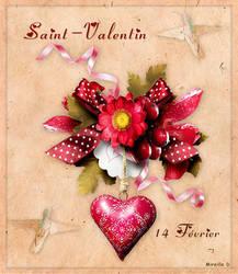 Bouquet de Saint-Valentin