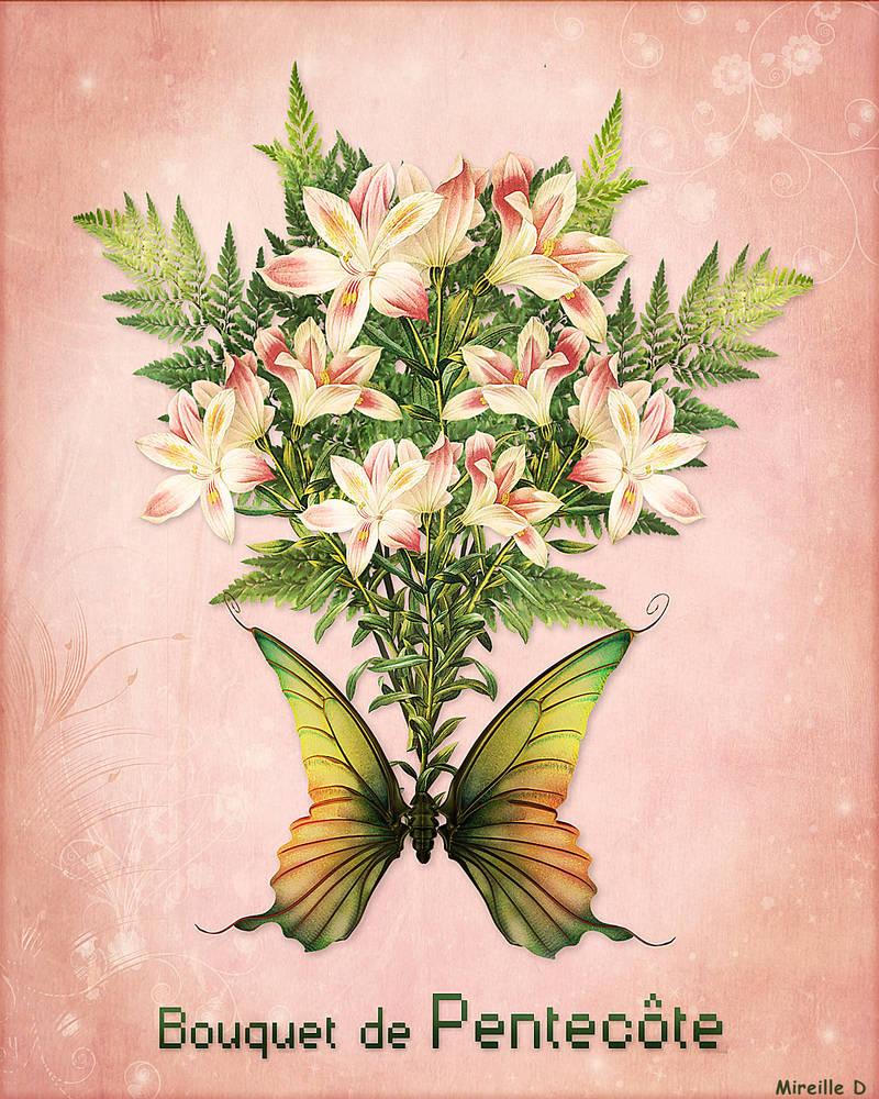 Bouquet de Pentecote