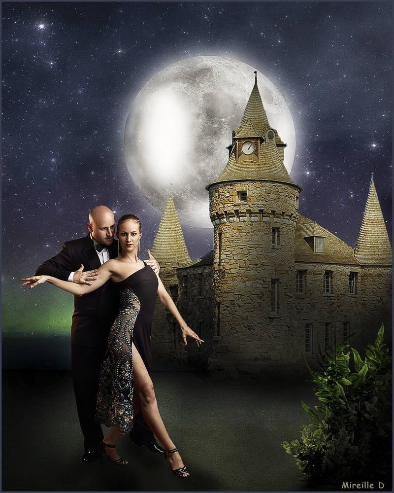 Tango au Clair de Lune