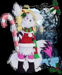 0712 OC: Festive Sunrai by Rai-CH