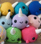Big Narwhal Pile
