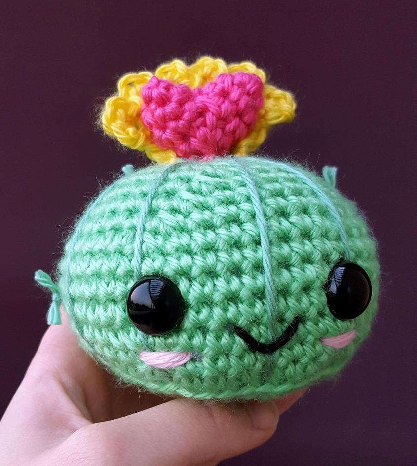 Tubs the Cactus by syppahscutecreations