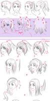 Hair and anatomy tutorial