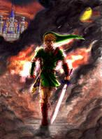 Link, the Hero by OmaruIndustries