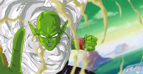 Namekian pride by OmaruIndustries