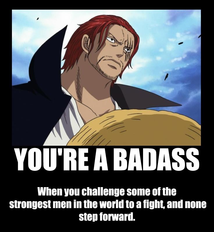 Most Badass Character One Piece Forum
