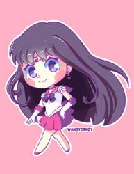 Sailor Mars by WandyCandy