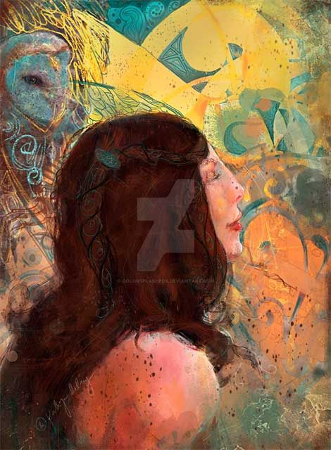 Amelia-dreaming-kathryn-delany by ColorSplashPDX