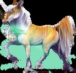 Mistweaver Unicorn