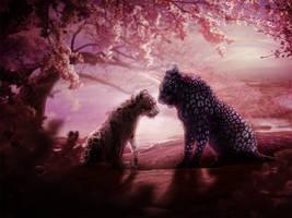 Exaggeratedly Romantic by chertan-koraki