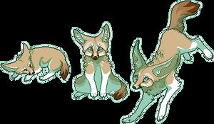 Pixel Fox - Fennec