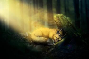 Sleepy Faun 2