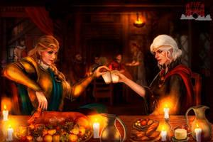 Witcher - Queen Appreciation Day | Geirahod