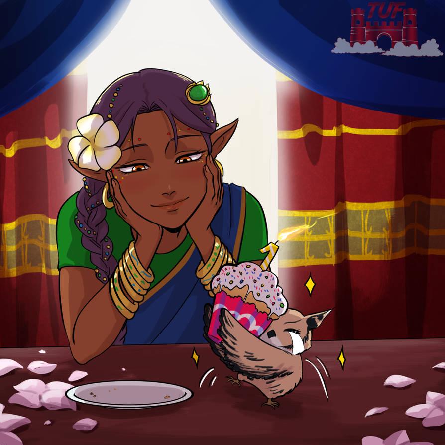 Meera | Happy Birthday Bapu! (Final)|[JH]