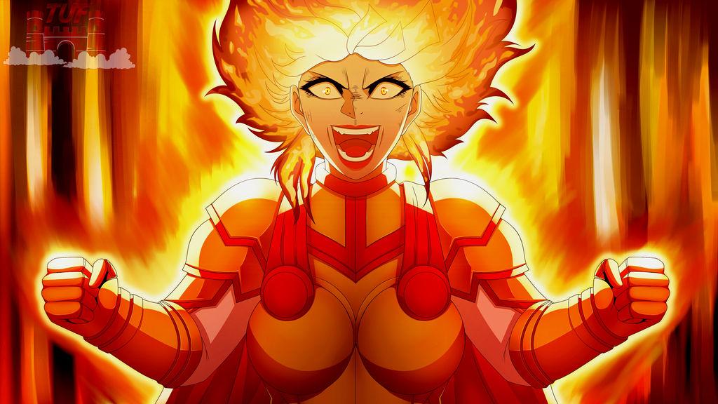 Tesa Lykia | Queen of Battle (Final)|[PI]