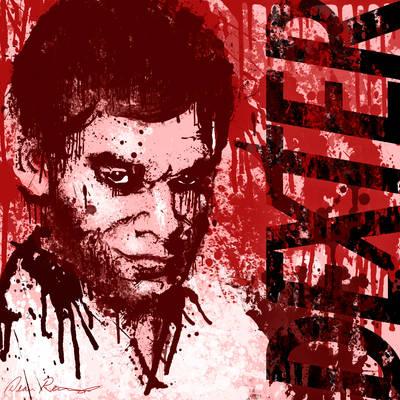 Dexter Bloody Dexter