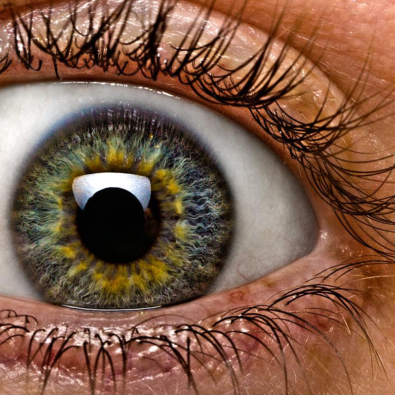 My Eye by deanreevesii