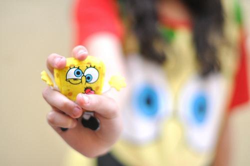 Me Loves Spongebob by prettyphotos