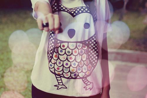 Owl Of My Dream by prettyphotos