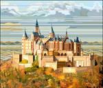 Burg Hohenzollern, Germany