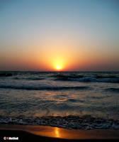 Black Sea Sunrise by danmesser