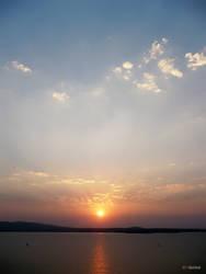 Sozopol Sunset 2010 B