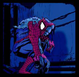 Man-Spider 2019 remake by nicholasnrm123