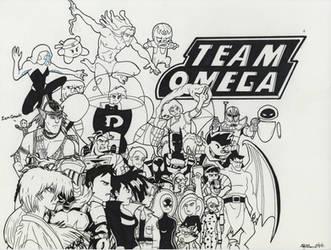 Team Omega 2019 remake  by nicholasnrm123