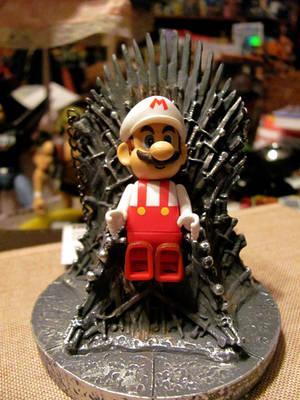 King Mario by agis261