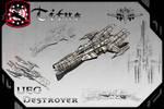 Titus Class Destroyer