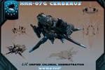HNR-07G Cerberus Gunship