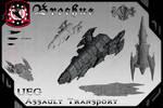 Brochus Class Assault Transport