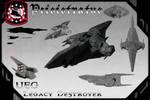 Peisistratus Class Destroyer(Redux)