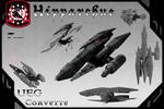 Hipparchus Class Corvette(Redux)