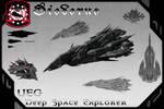 Diodorus Class Deep Space Explorer