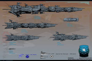 Ships of the Line, Colonial Scale(mid) by samurairyu
