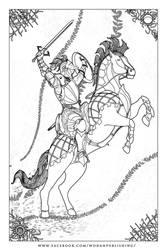 Volmerian Light Cavalry