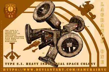 Type S.I. Space Colony