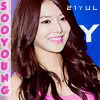 sooyoung icon by SNSDartwork