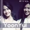 yoona and yuri icon by SNSDartwork