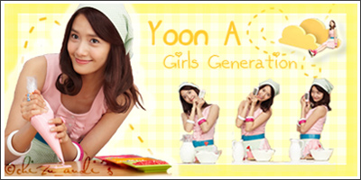 yoona banner by SNSDartwork