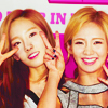 taeyeon and hyoyeon icon by SNSDartwork