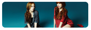 taeyeon and tiffany banner by SNSDartwork